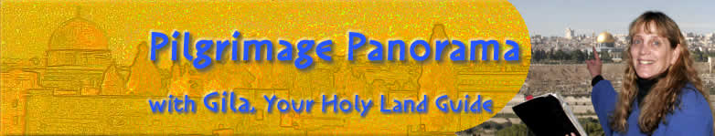 Holy Land Pilgrimage and Biblical Archeology